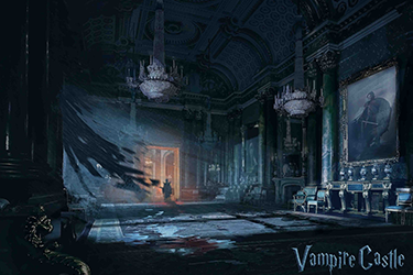 Can you escape from the Vampire Castle?